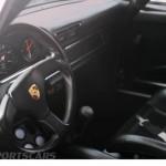 Porsche 911 1973 RSR Jack Olsen modified only one car interior