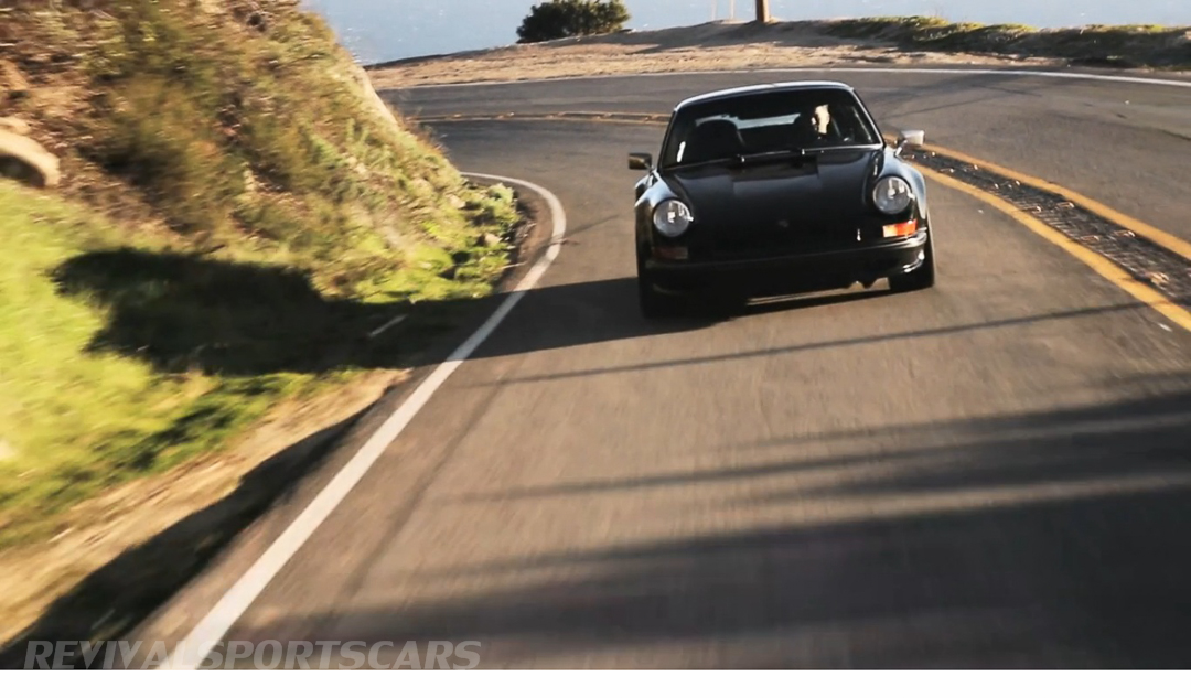 Porsche 911 1973 RSR Jack Olsen modified only one car story front driving