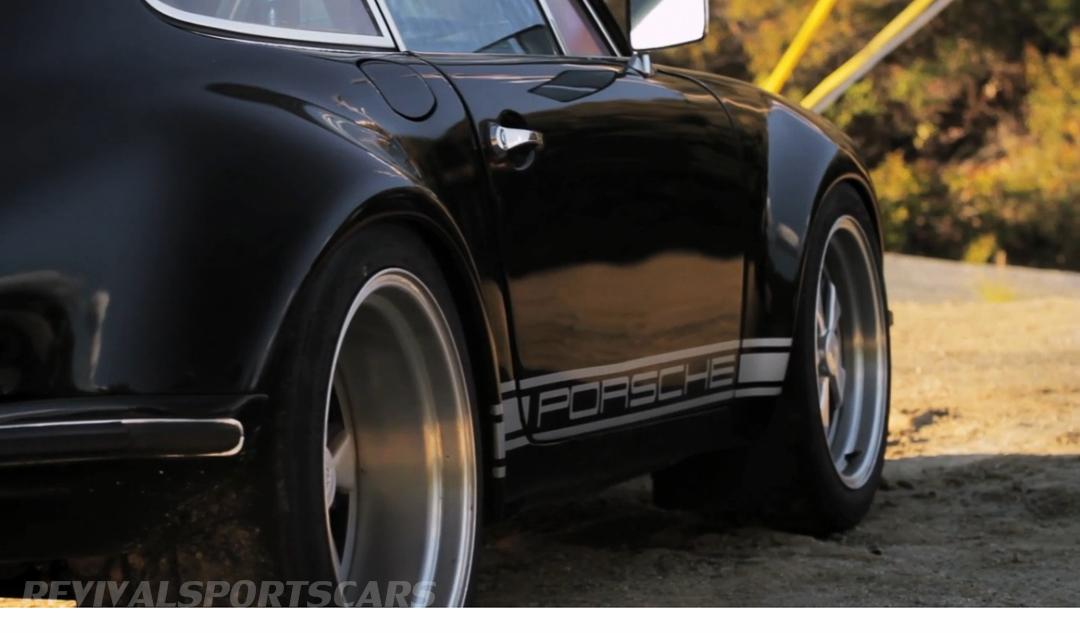 Porsche 911 1973 RSR Jack Olsen modified only one car story side low