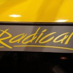 Radical RXC launch Autosport 2013 Logo on screen