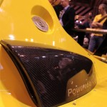 Radical RXC launch Autosport 2013 carbon ford sidepod