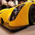 Radical RXC launch Autosport 2013 front splitter low ride height