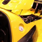 Radical RXC launch Autosport 2013 rear engine cover louvres