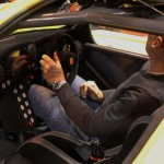 Radical RXC launch Autosport 2013 tight fit interior