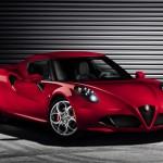 Alfa Romeo 4C 2013 Production Model Carbon Fibre Front (1280x755)