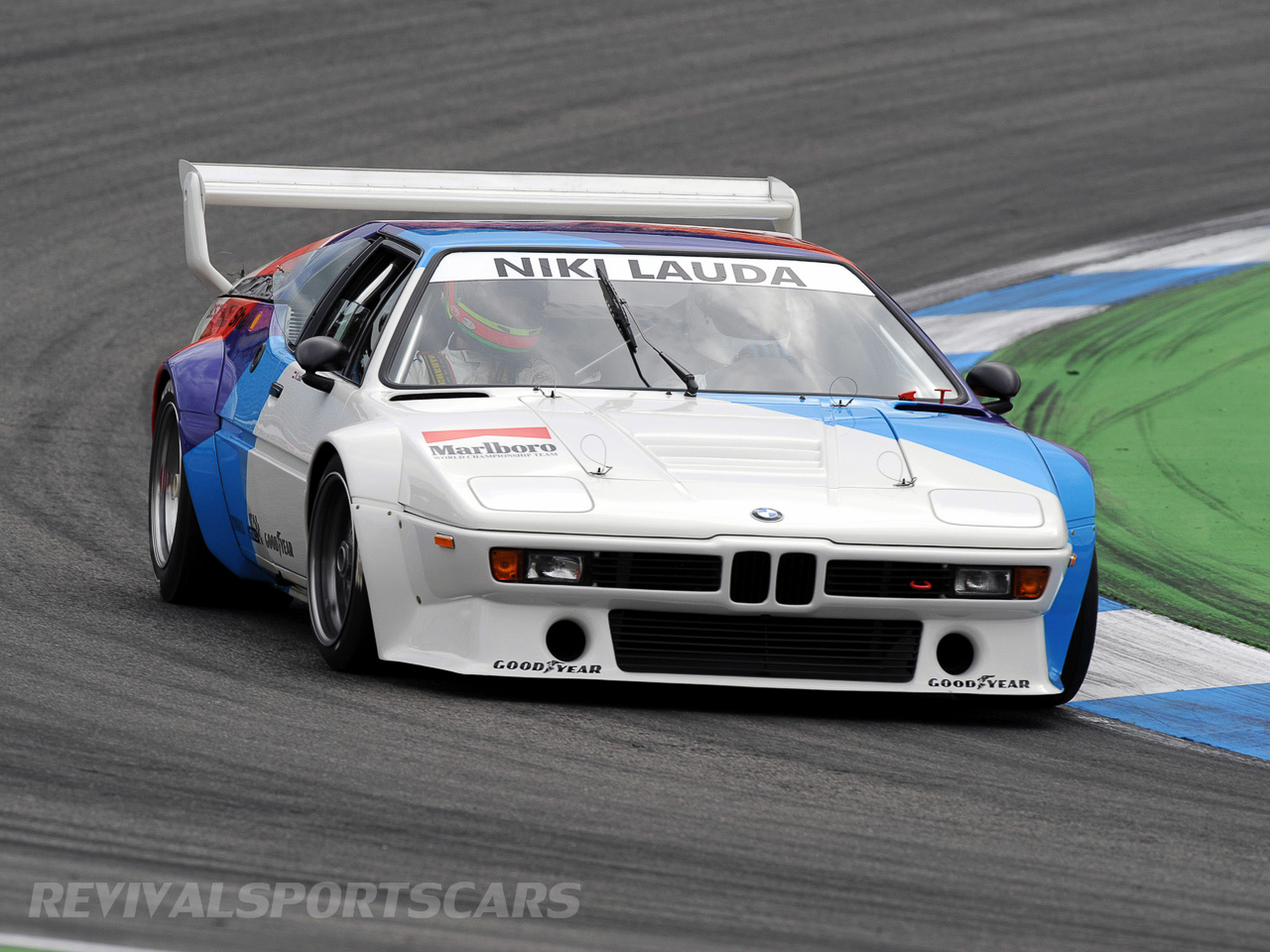 BMW M1 Supercar 1978 Lamborghini Race Car M Power Livery Pro Car