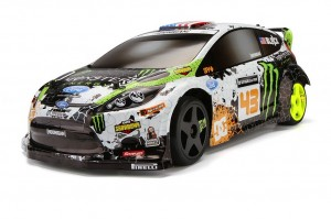 Ken Block – DIY 1/8 scale Gymkhana