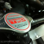 Toyota GT86 TRD upgrades UK 2013 radiator cap