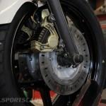 Unit 56 BMW K100 brembo twin piston Ducati setup