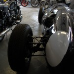 Unit 56 Cooper T51 1959 Climax view over top