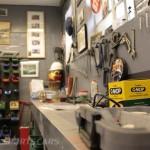 Unit 56 workbench closeup lhs