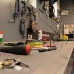 Unit 56 workbench closeup rhs