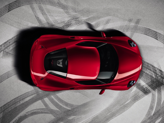 Alfa Romeo 4C key details released
