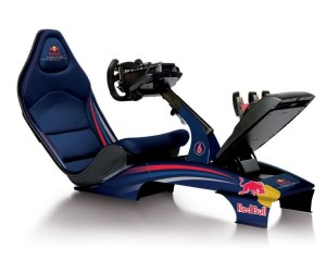 Playseat F1 Red Bull Racing Formula 1 seat simulator
