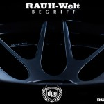 RWB Porsche 911 Rauh-Welt Begriff DPE wheel partnership