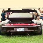 RWB Porsche 911 Rauh-Welt Begriff Maroon Wide rear stance