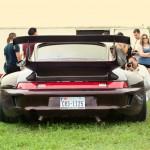 RWB Porsche 911 Rauh-Welt Begriff Maroon Wide rear stance