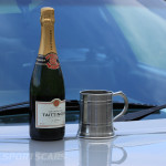 Aston Martin AMOC Spring Concours Champagne prize Taittinger