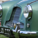 Aston Martin AMOC Spring Concours DB2 front