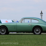 Aston Martin AMOC Spring Concours 2013