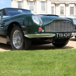 Aston Martin AMOC Spring Concours DB5 low front