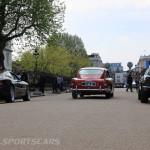Aston Martin AMOC Spring Concours DB5 street