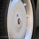 Aston Martin AMOC Spring Concours DB7 turbine wheel