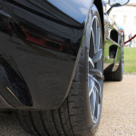 Aston Martin AMOC Spring Concours One-77 rear tire width