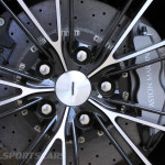 Aston Martin AMOC Spring Concours Vanquish alloy wheel