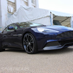 Aston Martin AMOC Spring Concours Vanquish sport front low