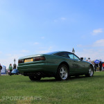 Aston Martin AMOC Spring Concours Vantage