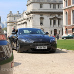 Aston Martin AMOC Spring Concours Vantage with Vanquish S