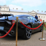 Aston Martin AMOC Spring Concours Zagato