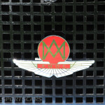 Aston Martin AMOC Spring Concours badge