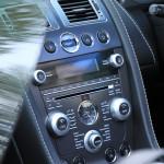 Aston Martin AMOC Spring Concours interior V12 vantage