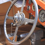 Aston Martin AMOC Spring Concours vintage interior