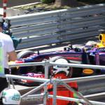Monaco Formula 1 2013 Red bull camera
