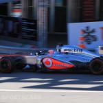 Monaco Formula 1 2013 chrome maclaren