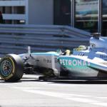 Monaco Formula 1 2013 detail mercedes