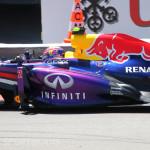 Monaco Formula 1 2013 driver red bull