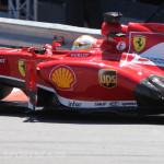Monaco Formula 1 2013 ferrari closeup