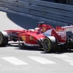 Monaco Formula 1 2013 ferrari rear