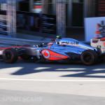 Monaco Formula 1 2013 maclaren mirror