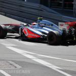 Monaco Formula 1 2013 maclaren rear