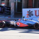 Monaco Formula 1 2013 maclaren shadow
