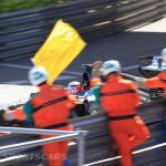 Monaco Formula 1 2013 marshalls flag