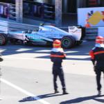 Monaco Formula 1 2013 mercedes end