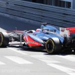 Monaco Formula 1 2013 rear maclaren
