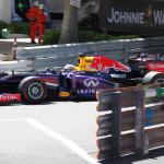 Monaco Formula 1 2013 red bull
