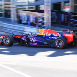 Monaco Formula 1 2013 red bull purple